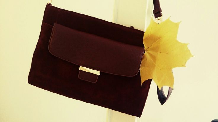 wine bag for autumn