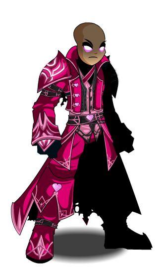 Aqw love caster (armor)