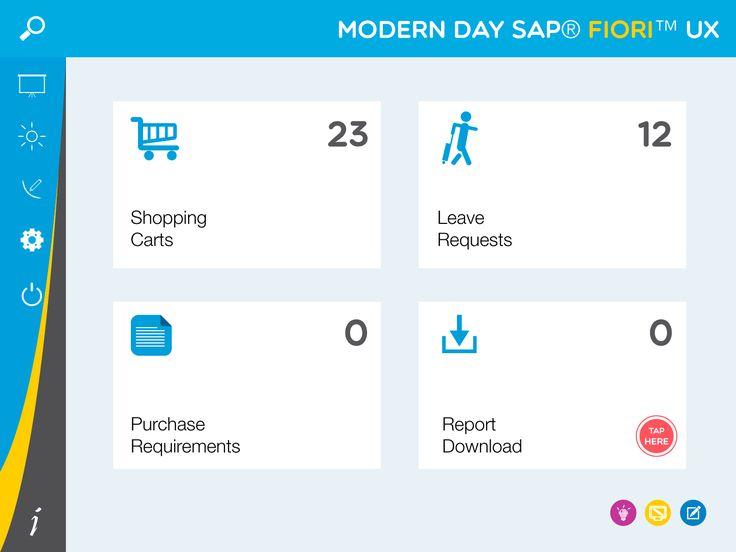 Modern day SAP® Fiori™ UX