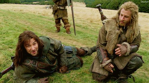 Awe <3 LOVE these two beautiful  men