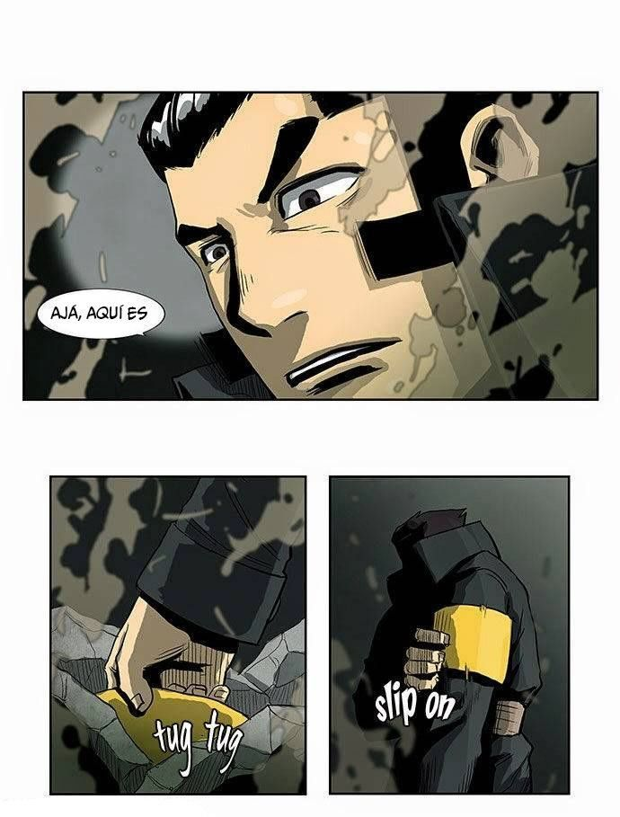 Special Martial Arts Extreme Hell Private High School - MANHWA - Lector - TuMangaOnline