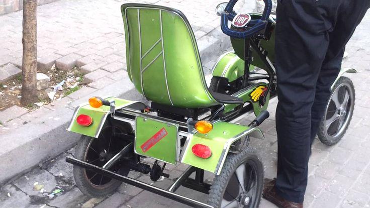 4 tekerlekli bisiklet