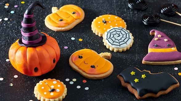 Korzenne Ciasteczka Na Halloween Przepis Recipe Cookies Sugar Cookie Halloween Diy