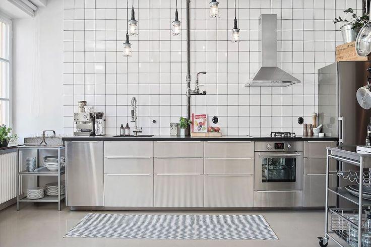 Unik studiolägenhet med industrikök - Apartamentos para Alugar em Estocolmo