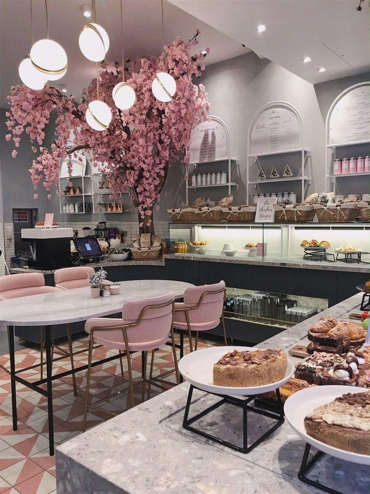 25 beste idee n over cafe interieur op pinterest cafe ontwerp restaurant interieurontwerp en. Black Bedroom Furniture Sets. Home Design Ideas