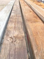 Reclaimed Timbers  in Australian Hardwood & Oregon. Sub floor joists & bearers, ceiling & large beams. 4 x 2,  4 x 3,  6 x 2 and much more. Drop in to find out what's currently available.... Great range of Stock Changing Weekly. Undercover warehouse located in Huntingdale Victoria. www.hughesonline.com.au