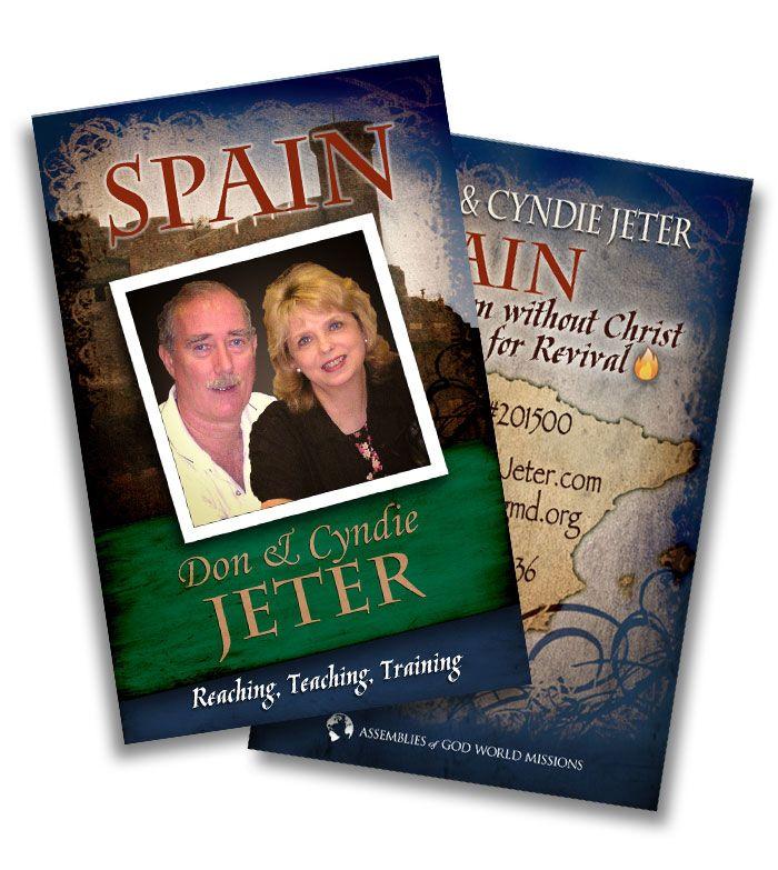 30 best Missionary Prayer Card Designs images on Pinterest | Card ...