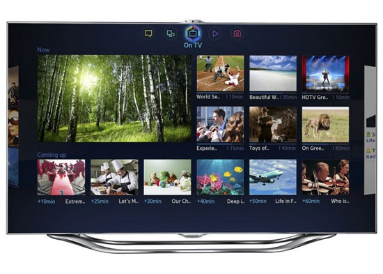 Will Apple's iTV Actually Be Samsung's SmartTV?