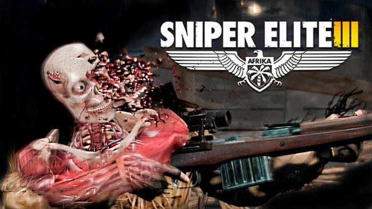 Sniper Elite III - Захват документов из нацистского аэропорта!