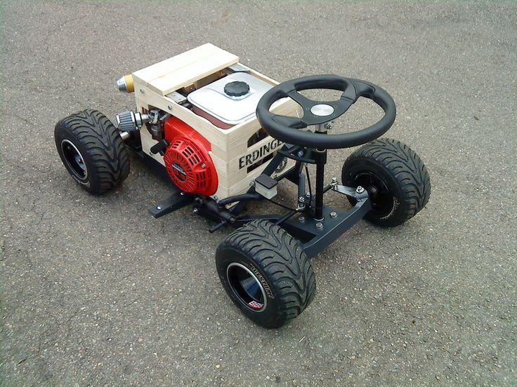 RE: Fahrende Bierkiste mit Technischem Schnikschnak - Meteoreisengummioxid-Forum