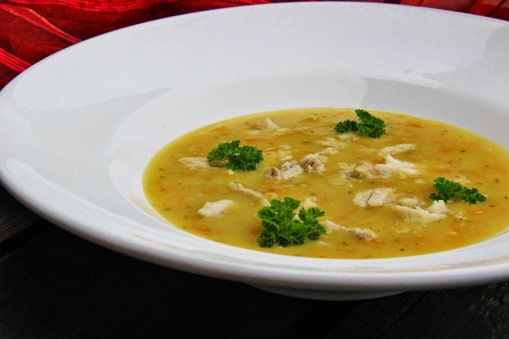 V kuchyni vždy otevřeno ...: Babiččina Štědrovečerní rybí polévka