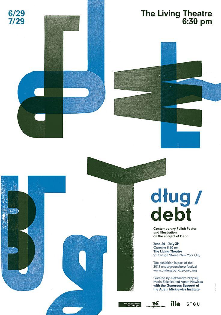 Ola Niepsuj, Dług/Debt, 2012