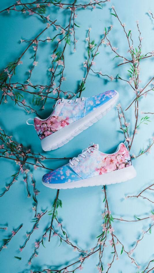 "Nike has just released the ""Cherry Blossom"" Pack, which pays homage to Japan's celebrated Hanami festival"