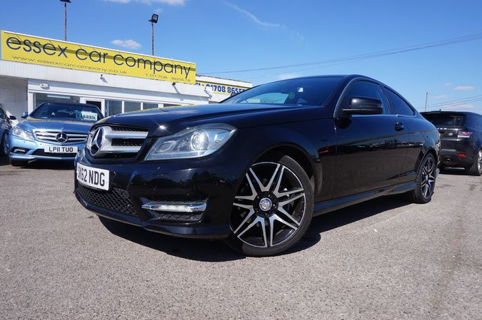 Mercedes-benz C220 C220 Amg Sport + Cdi Blue-cy A #Mercedes #C220 #AMG #Sport #For #Sale #Essex