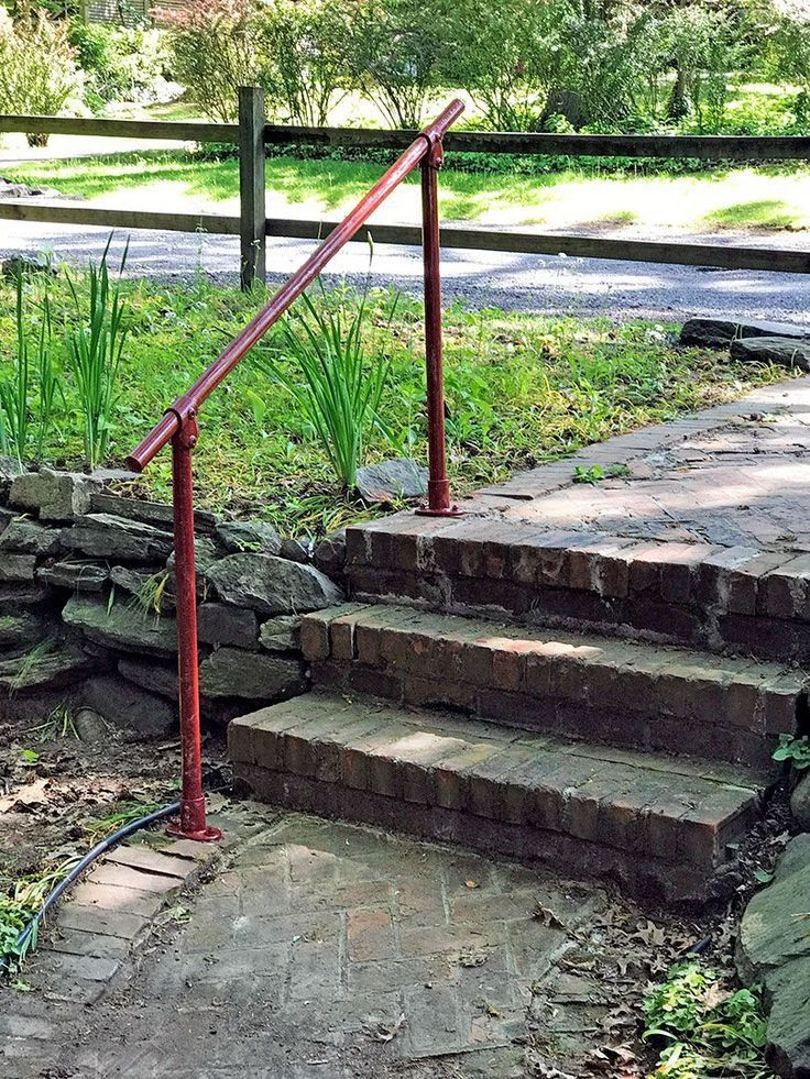 Best Outdoor Basement Stair Railing For 2019 Railings 400 x 300