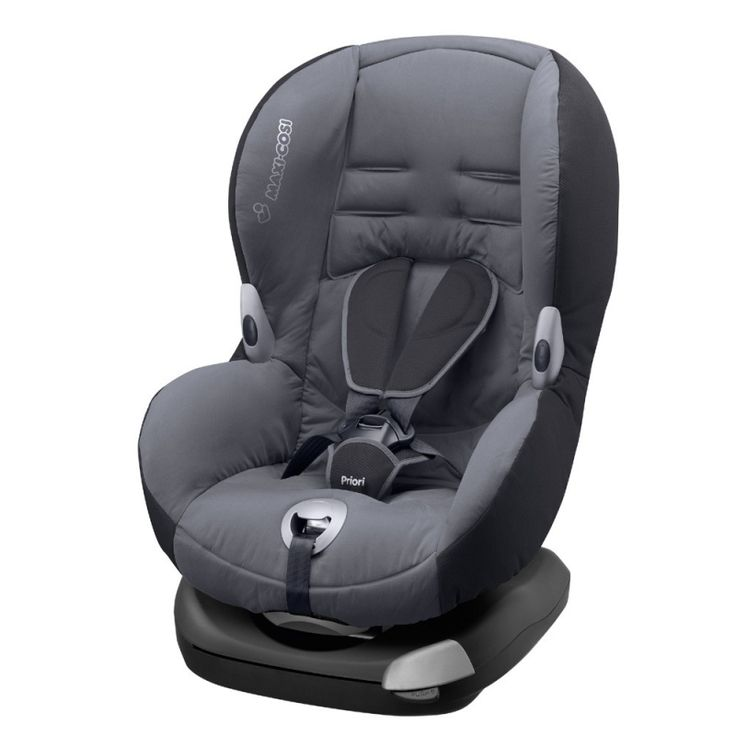 Maxi Cosi Priori XP Group 1 Car Seat-Solid Grey (NEW 2015)  Description: The Maxi-Cosi Priori XP is a tried and trusted seat loved by many parents. Its solid installation in the car and included belt tensioner provide parents with added piece of mind. The Side Protection System offers the best possible protection in side impact. Suitable from 9 to 18 kg...   http://simplybaby.org.uk/maxi-cosi-priori-xp-group-1-car-seat-solid-grey-new-2015/