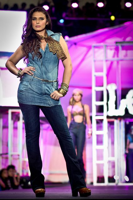 Lee Jeans for Philippine Fashion Week