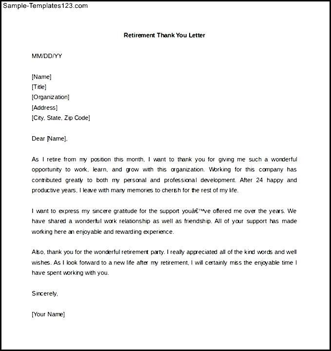 retirement letter retirement letters livecareer 65 sle