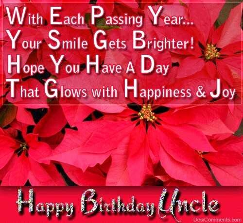 Happy Birthday Wishes For Uncle Happy Birthday Wishes For Uncle