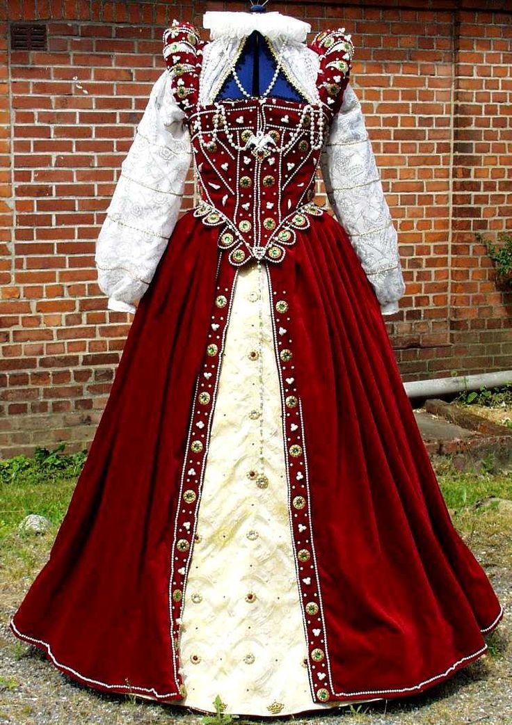 elizabethan era dresses - photo #17