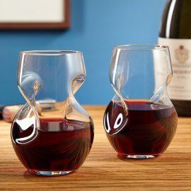Unique Wine Glasses | HomeWetBar