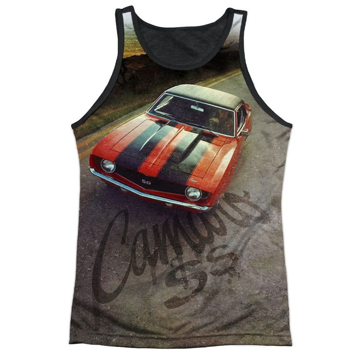 """Checkout our #LicensedGear products FREE SHIPPING + 10% OFF Coupon Code """"Official"""" Chevy/camaro Ss-adult Poly Tank Top T- Shirt - Chevy/camaro Ss-adult Poly Tank Top T- Shirt - Price: $24.99. Buy now at https://officiallylicensedgear.com/chevy-camaro-ss-adult-poly-tank-top-t-shirt-licensed"""
