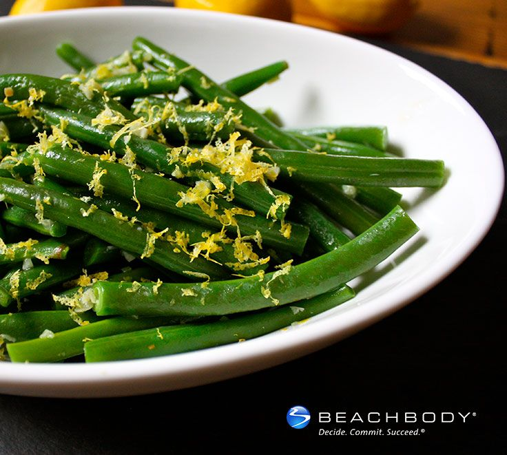 Green beans with lemon and thyme thanksgiving for Green bean dishes for thanksgiving