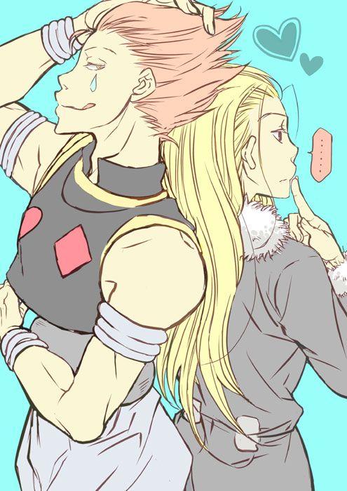 Hunter x Hunter - Level E crossover Hisoka and Baka Ouji