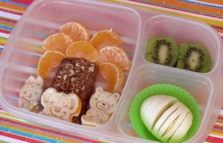 BentoLunch.net - What's for lunch at our house: Fun & Easy Jungle Food Art Bento