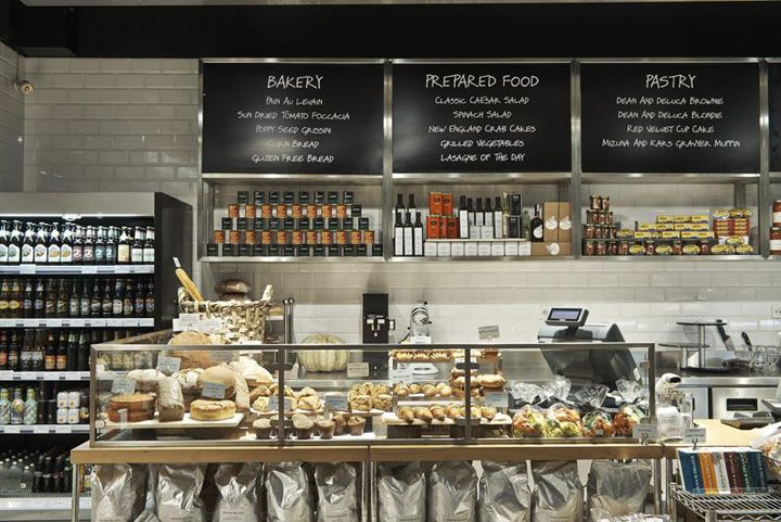 Dean & Deluca store / restaurant by KONTRA Architecture, Istanbul