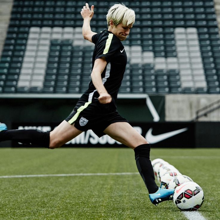 Megan Rapinoe - USA women's national soccer team