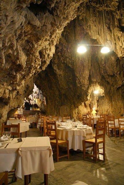RESTAURANT LA GROTTE La Grotte  Add to trip Place des Moulins, 83720 Trans-en-Provence, France