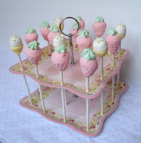 Convertable Dessert Stand Kit. Cake pop Display, Cupcake Stand, 3 tier cake stand. on Etsy, $13.68 AUD