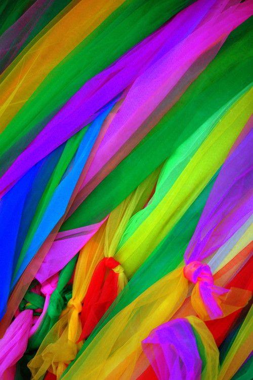 Beautiful colors! Via Tanja's ♥ Textiles - Let's be Creative