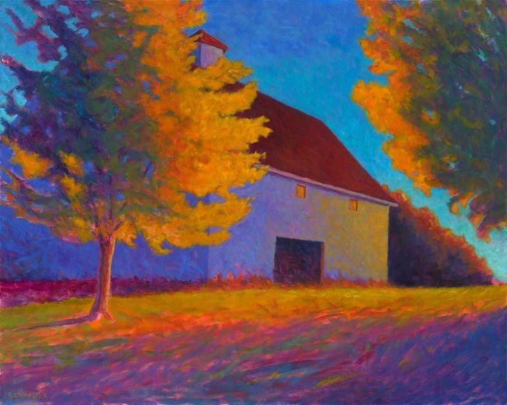 October Sun - Peter Batchelder