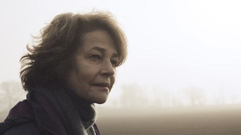 Charlotte Rampling: 'We didn't talk about the sex scene. We just did it'
