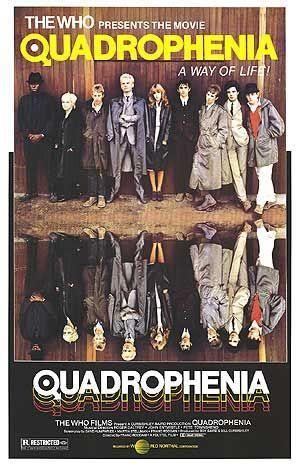 """Quadrophenia"" (1979). COUNTRY: United Kingdom. DIRECTOR: Franc Roddam. SCREENWRITER: Franc Roddam, Dave Humphries, Martin Stellman. COMPOSER: The Who. CAST: Phil Daniels, Mark Wingett, Sting, Philip Davis, Leslie Ash, Raymond Winstone, Michael Elphick, Toyah Wilcox"