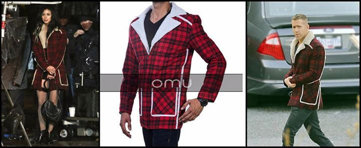 Deadpool Fur Coat Shop now: http://ebay.to/2cXCtel  Get this amazing winter Fur coat from our online store Omu. The Stylish Deadpool Coat give you new look as well as keep you warm in cold days. Buy now and get ready for winter. Folow @fashionbookface   Folow @salevenue   Folow @iphonealiexpress   ________________________________  @channingtatum @voguemagazine @shawnmendes @laudyacynthiabella @elliegoulding @britneyspears @victoriabeckham @amberrose @raffinagita1717 @ivetesangalo…
