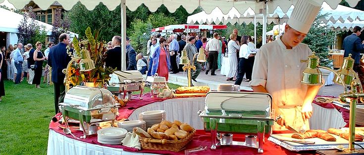 Conventions, Meetings, Catering