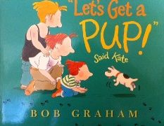 BookARoo: Let's Get a Pup! by Bob Graham
