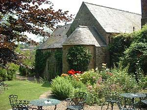 English cottage in Durham City