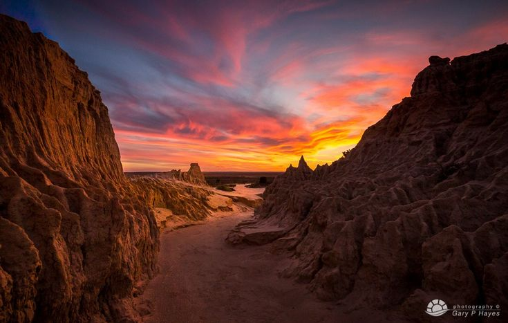 'Where Ancients Walked': Mungo Lake National Park, NSW (photo by Gary P. Hayes)
