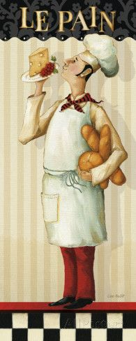 Chef's Masterpiece III Poster par Lisa Audit sur AllPosters.fr