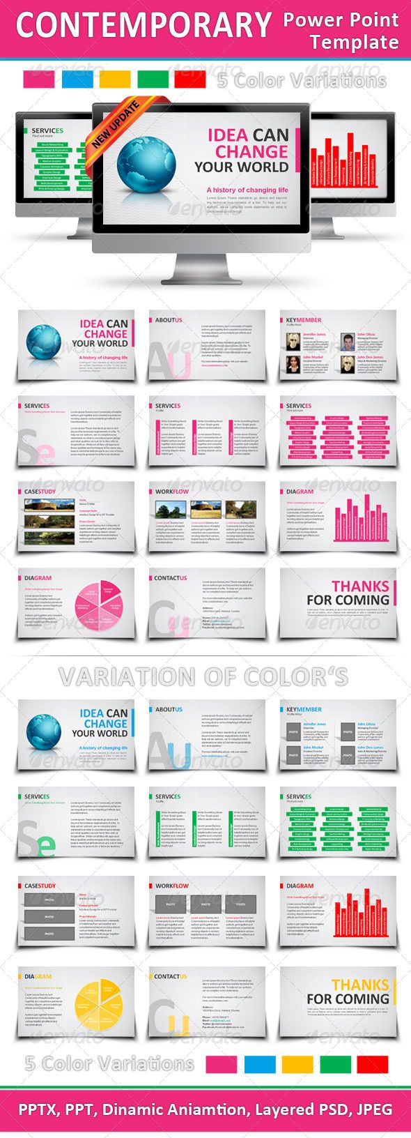 17 best ideas about power point templates contemporary power point template