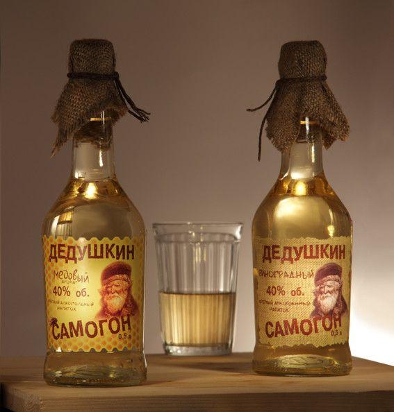Крепкие домашние напитки с секретиками