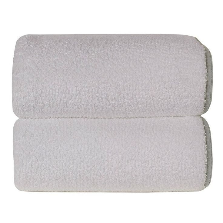 Plume Silk Bath Towels - Luxury Egyptian Cotton: Double Loop Towels #egyptiancottontowels #luxurytowels bathroom decor, combed cotton | Shop at http://plumesilk.com/bath-towels/21-luxury-egyptian-contour-towels.html