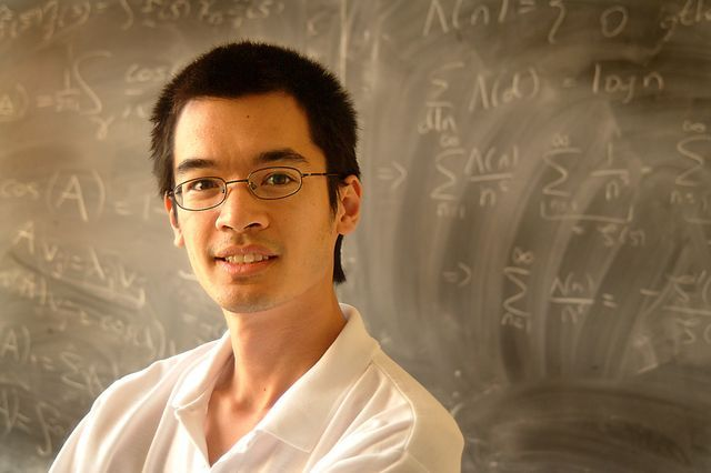 """The Mozart of Math"" - Terence Tao and other Breakthrough Prize in Mathematics winners"