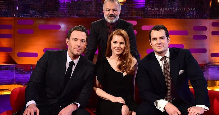Henry Cavill News: 'Batman v Superman' Cast On 'The Graham Norton Show'