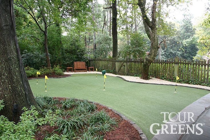 outdoor putting green artificial putting green and backyards