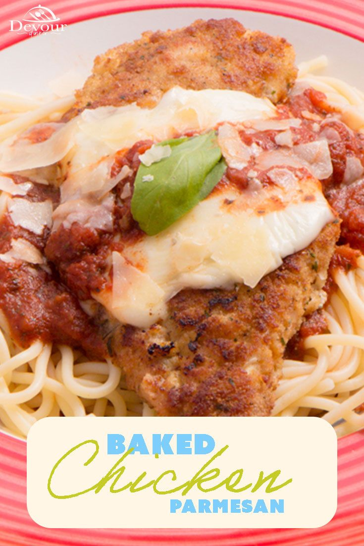 Jun 23, 2020 – My Picky eater devoured this and asked for more! Chicken Parmesan, made in 30 minutes. It's delicious and…